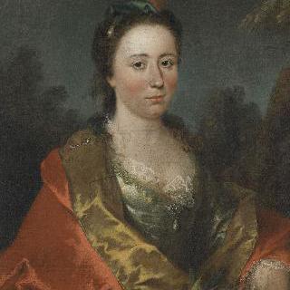 마르그리트-마리 파테의 초상