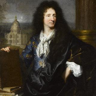 쥘 아르두앵 망사르 (1645-1708), 초대 궁정 건축가, 도시계획가