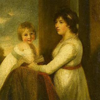 무스그라브양과 아기
