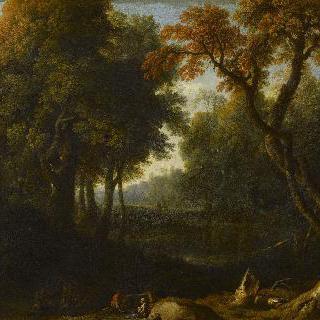 목동들의 풍경