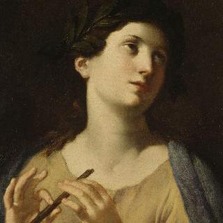에우테르페 요정, 플루트를 연주하는 여인