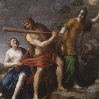 선과 악 사이의 헤라클레스