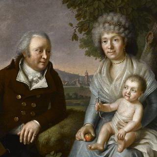 부르고뉴 지방의 가족