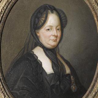 마리-테레즈 드 합스부르그, 오스트리아 황제비