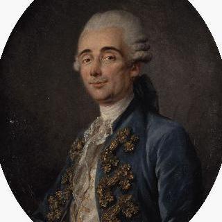 피에르 마리 드 로니비낭 드 피레의 초상