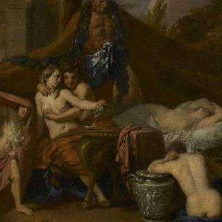 바쿠스와 아리아네