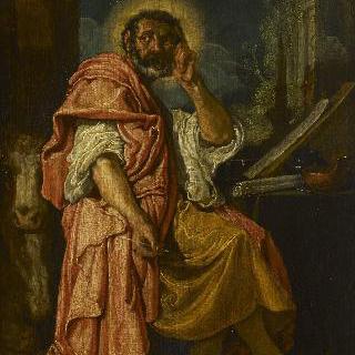 글을 쓰는 성 루가
