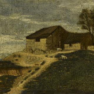절벽의 작은 집