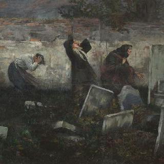 유태인의 묘지