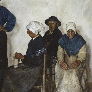 장 르 부아토의 가족들, 플루가스누의 풍경