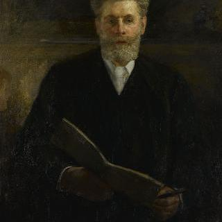 1909년 화가의 초상
