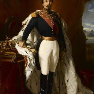 프랑스 황제 나폴레옹 3세, 1853년의 공식 초상화