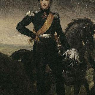 제복을 입은 프레데릭 기욤 드 호헨촐레른, 프러시아의 왕자