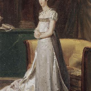 스테파니 드 보아르네, 바드 대(大) 공작 부인의 초상