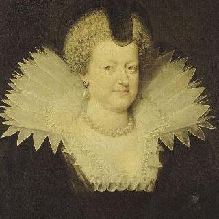 마리 드 메디시스 반신상 (1573-1642)
