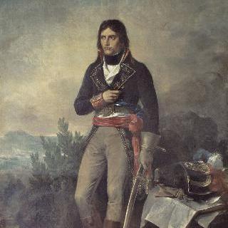 이탈리아의 군대장 나폴레옹 보나파르트 (1769-1821)
