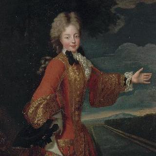 마리 아델라이드 드 사부아의 초상