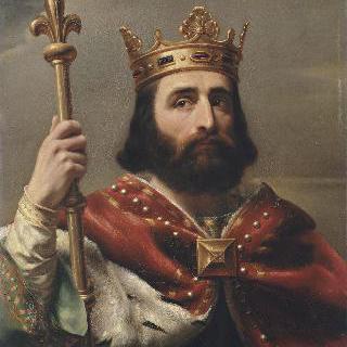 프랑스의 왕 페핀 3세, 일명 페핀 르 브레프