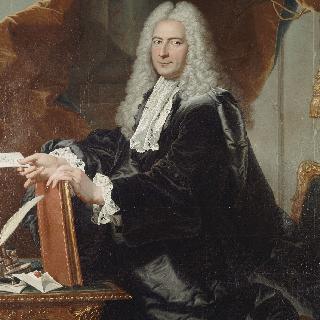 피리베르 오리 (1689-1747), 재정 검사관