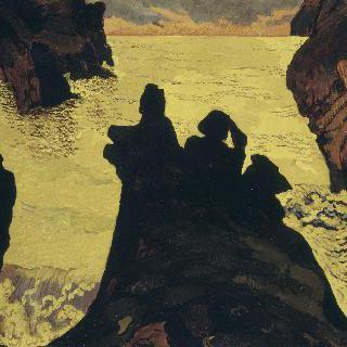 카마레의 노란바다