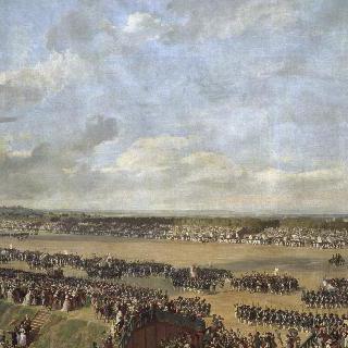 1790년 7월 14일, 파리의 샹 드 마르스에서 열린 프랑스 혁명 기념 축제