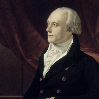 1대 재무부 장관, 스펜서 페르스발의 초상