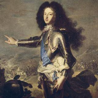부르고뉴 공작 루이 드 프랑스의 초상