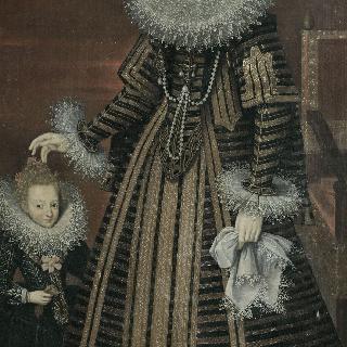 이자벨-클레르-외제니 드 합스부르그, 스페인 공주, 네덜란드 총독 (1566-1633)