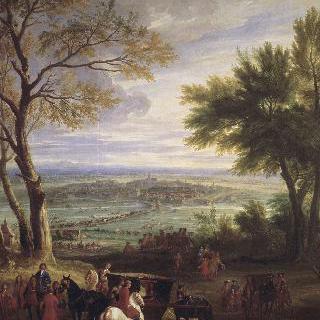 1674년 2월 28일, 그레를 정복한 나바이의 공작