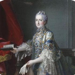 루이즈 부인의 초상 (루이 15세의 딸)