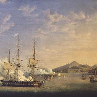 1823년 에스파냐 전투의 일화