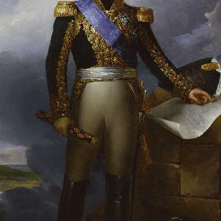 자크 알렉상드르 베르나르 로, 로리스톤 후작, 프랑스의 중사