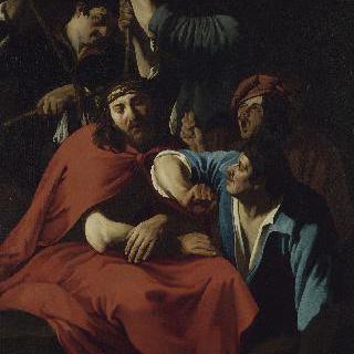 가시면류관을 쓴 그리스도 이미지
