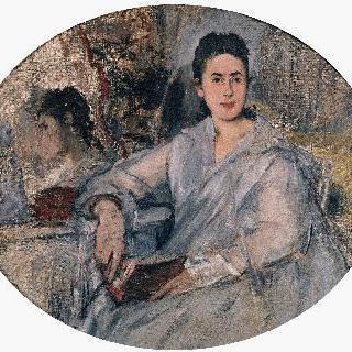 마그리트 드 콩플랑(훗날 당젤리 부인)