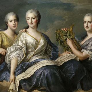 빅투아르 부인과 소피 부인, 루이즈 부인