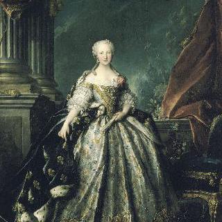 에스파냐의 공주, 프랑스의 왕태자비 마리 테레즈 라파엘