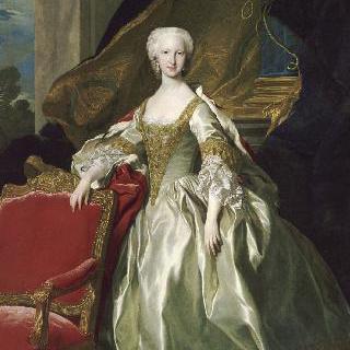 스페인의 공주 마리 테레스-라파엘, 도핀(1726-1746)