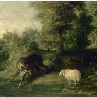 늑대와 양 (라 퐁텐 우화)