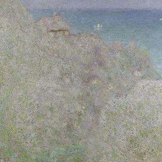 바랑주빌의 해안절벽 (프티 앨리의 협곡)