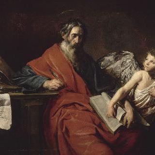 성 마태오, 복음서 저자