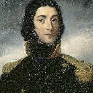 1792년 육군 58연대장 제복을 입은 루이 라자르 오슈