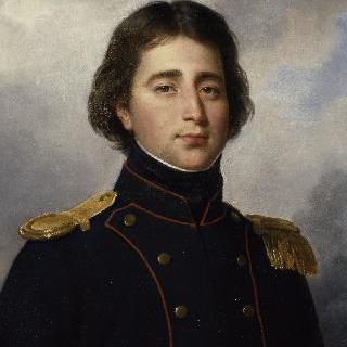 대위 복장의 자크 알렉상드르 베르나르 로, 로리스통 후작