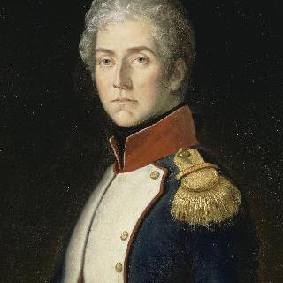 대위 복장의 가브리엘-장-조셉 몰리토르