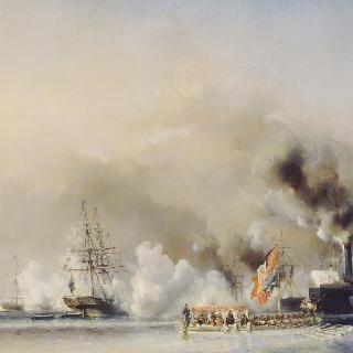 1843년 빅토리아 여왕의 프랑스 여행