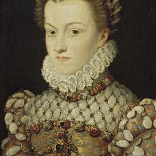 프랑스의 왕비, 샤를 4세의 부인인 엘리자베스 도트리슈