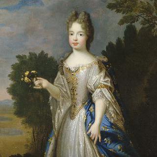 마리 아델라이드 드 사부아, 부르고뉴 공작부인의 15세 시절