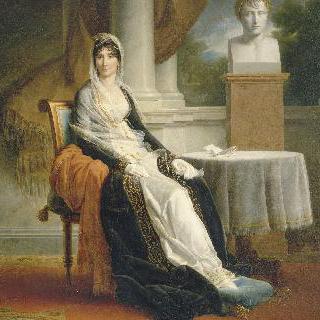 마리 래티티아 라몰리노, 보나파르트 부인 (나폴레옹 1세의 어머니)