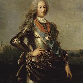 섭정의 아들 루이 도를레앙 (1703-1752), 1723년 오를레앙 공작