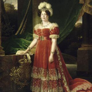 앙굴렘 공작부인, 마리 테레즈 샤를로트 드 프랑스
