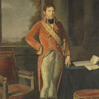 제1집정관 보나파르트의 초상